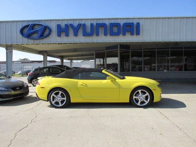 Used Cars Monroe La: Used 2014 Chevrolet Camaro LT In Monroe LA At The Used Car