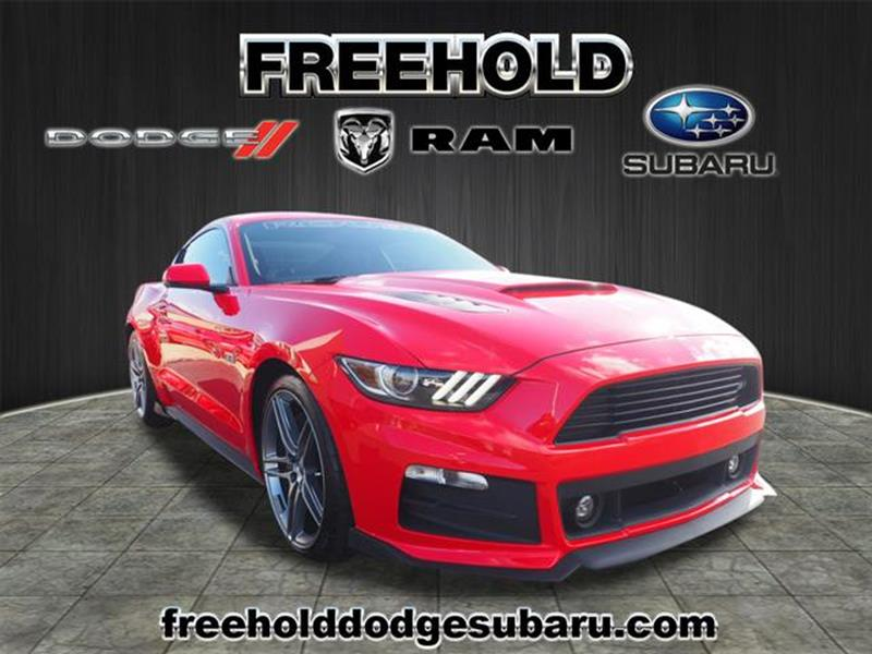 Ford Used Cars financing For Sale Freehold Freehold Dodge Subaru