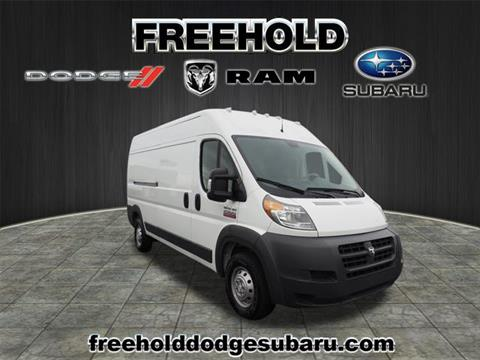 2017 RAM ProMaster Cargo for sale in Freehold, NJ