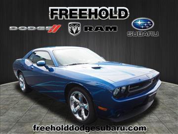 2010 Dodge Challenger for sale in Freehold, NJ