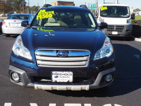 2014 Subaru Outback for sale in Freehold, NJ