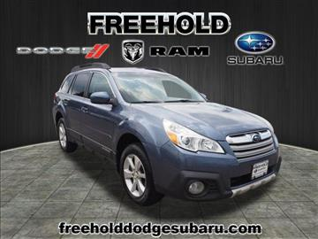 2013 Subaru Outback for sale in Freehold, NJ