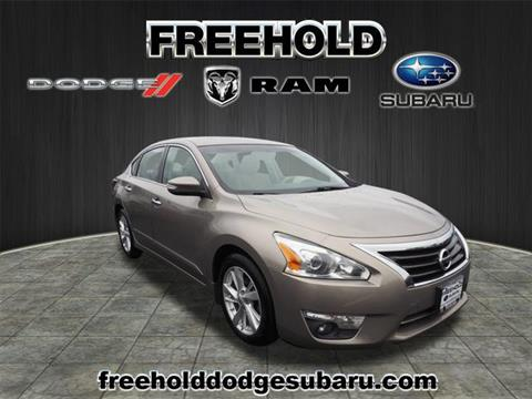 2014 Nissan Altima for sale in Freehold, NJ
