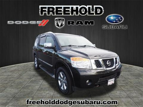 2010 Nissan Armada for sale in Freehold, NJ