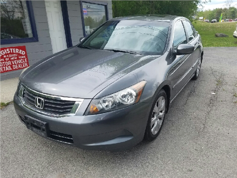 2008 Honda Accord for sale in Highland, NY