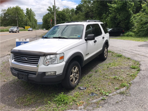 2006 Ford Explorer for sale in Highland, NY