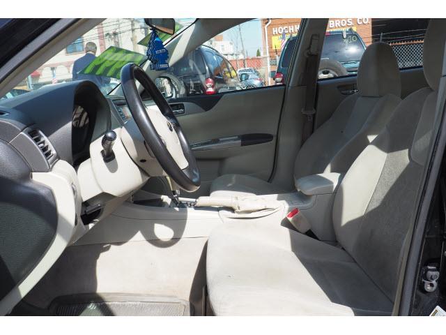 2008 Subaru Impreza 2.5i - Plainfield NJ