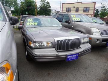 1996 Lincoln Town Car for sale in Plainfield, NJ