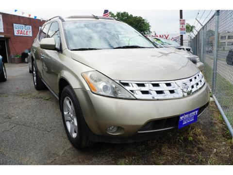2005 Nissan Murano for sale in Plainfield, NJ