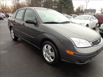 2007 Ford Focus for sale in East Windsor, CT