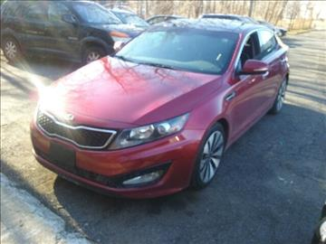 2012 Kia Optima for sale in East Windsor, CT