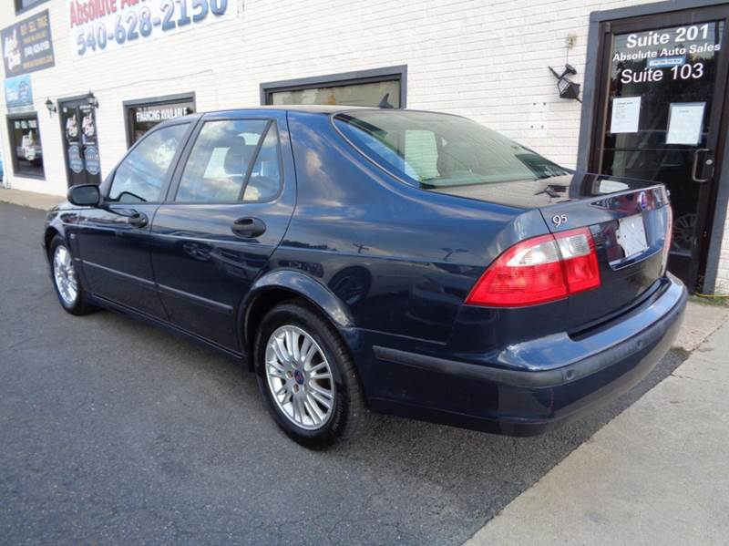 2005 Saab 9-5 4dr Arc Turbo Sedan - Stafford VA