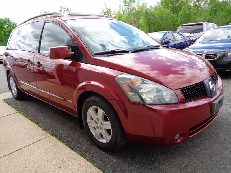2006 Nissan Quest 3.5 SL 4dr Mini Van - Stafford VA