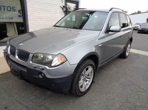 2005 BMW X3 for sale in Stafford, VA