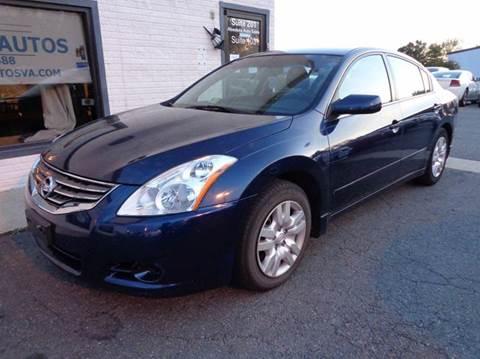 2010 Nissan Altima for sale in Stafford, VA