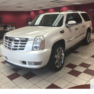 2010 cadillac escalade esv for sale kansas. Black Bedroom Furniture Sets. Home Design Ideas