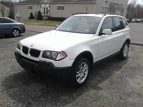 2004 BMW X3 for sale in Manassas, VA