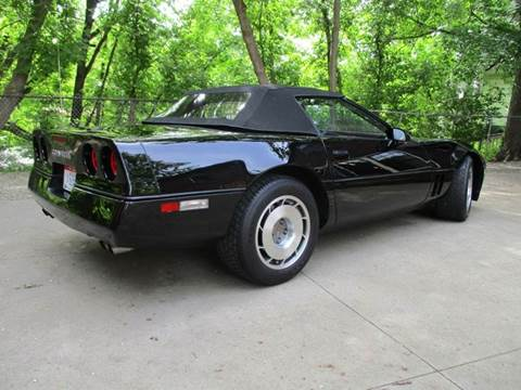 1987 Chevrolet Corvette for sale in Atwater, OH