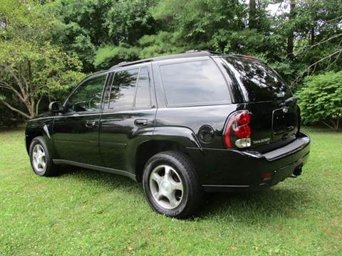 2008 Chevrolet TrailBlazer for sale in Atwater, OH