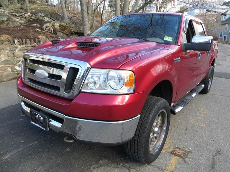 2007 Ford F 150 Fx4 4dr Supercrew 4x4 Styleside 6 5 Ft Sb