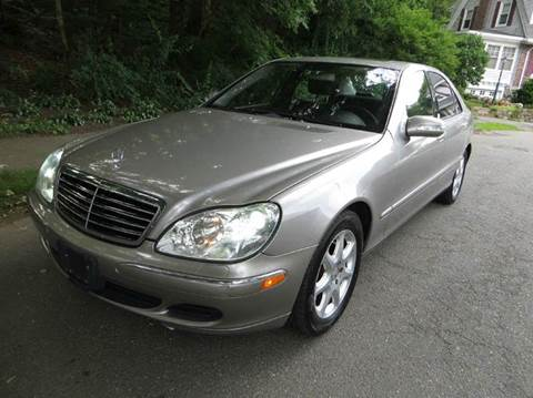 2006 Mercedes-Benz S-Class for sale in Swampscott, MA