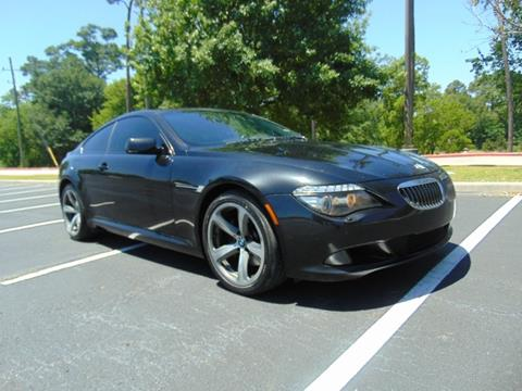 2009 BMW 6 Series for sale in Houston, TX