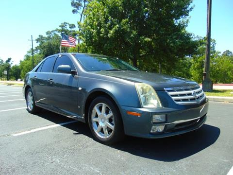 2007 Cadillac STS for sale in Houston, TX