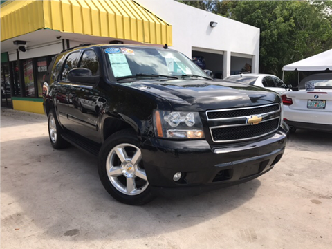 2007 Chevrolet Tahoe for sale in West Palm Beach, FL