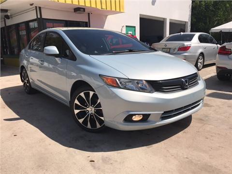 2012 Honda Civic for sale in West Palm Beach, FL