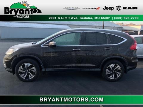 2015 Honda CR-V for sale in Sedalia, MO