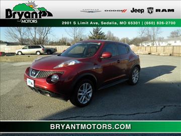 2012 Nissan JUKE for sale in Sedalia, MO