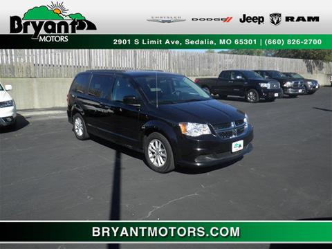 2015 Dodge Grand Caravan for sale in Sedalia, MO