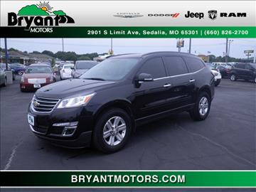 2014 Chevrolet Traverse for sale in Sedalia, MO