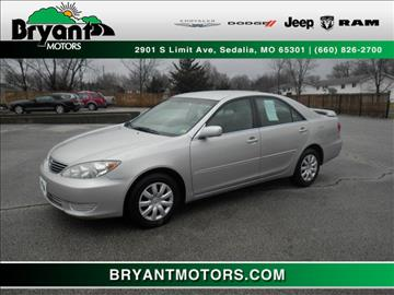 2006 Toyota Camry for sale in Sedalia, MO