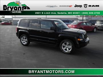 2016 Jeep Patriot for sale in Sedalia, MO