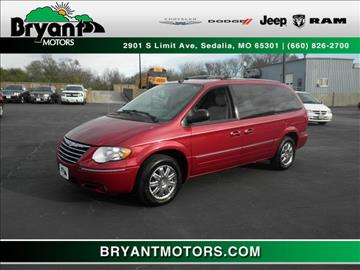 2005 Chrysler Town and Country for sale in Sedalia, MO