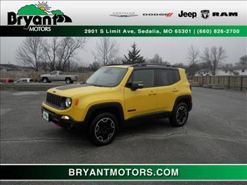 2016 Jeep Renegade for sale in Sedalia, MO