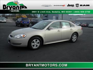 2010 Chevrolet Impala for sale in Sedalia, MO