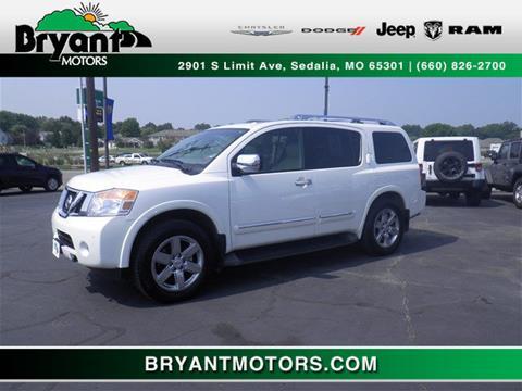2014 Nissan Armada for sale in Sedalia, MO