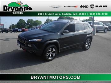 2016 Jeep Cherokee for sale in Sedalia, MO