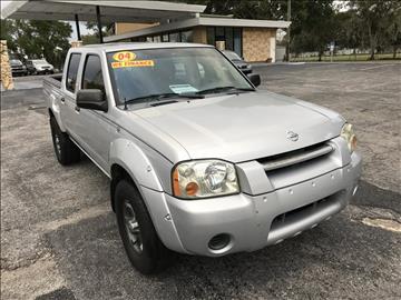 2004 Nissan Frontier for sale in Leesburg, FL