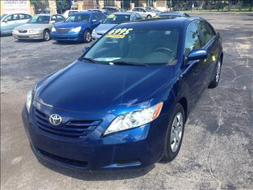 2007 Toyota Camry for sale in Leesburg, FL