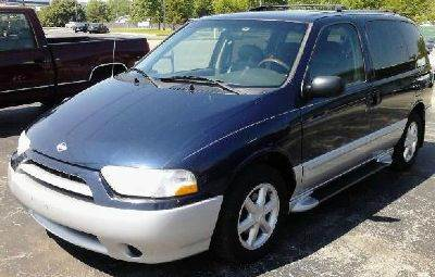 2001 nissan quest gle 4dr minivan wauseon oh. Black Bedroom Furniture Sets. Home Design Ideas