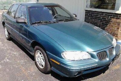 1997 pontiac grand am se 4dr sedan in wauseon oh wagner motors llc. Black Bedroom Furniture Sets. Home Design Ideas