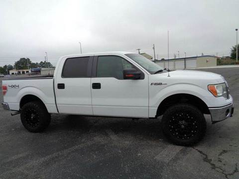 2011 Ford F-150 for sale in Lawrenceburg, TN