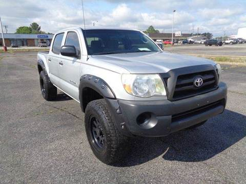 2007 toyota tacoma for sale tennessee for Next ride motors murfreesboro