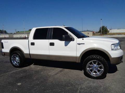 2006 Ford F-150 for sale in Lawrenceburg, TN