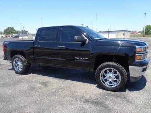 2014 Chevrolet Silverado 1500 for sale in Lawrenceburg, TN
