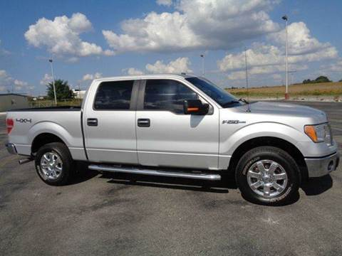 2014 Ford F-150 for sale in Lawrenceburg, TN