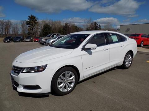 2016 Chevrolet Impala for sale in Shawano, WI